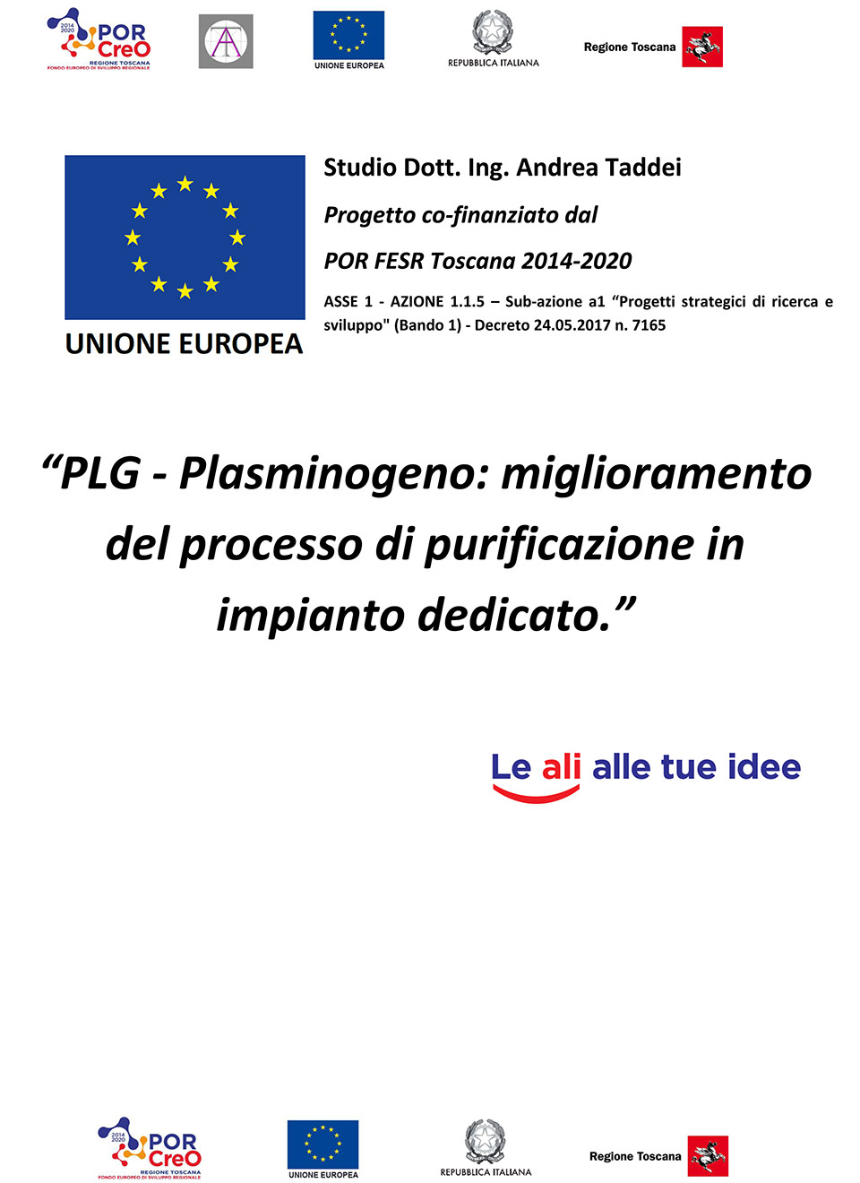 Progetto PLG